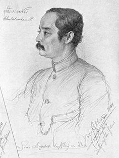 Die Thailandseiten - Das alte Siam in Zeichnungen u. Bildern II