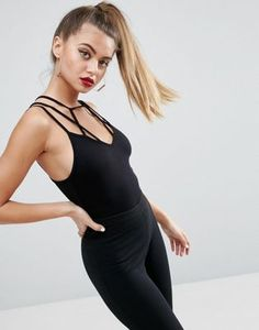 ASOS Body With Caging Detail