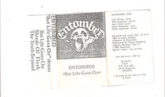 ENTOMBED BUT LIFE GOES ON DEMO 90