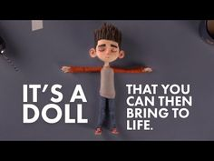 Credited As: Head of Puppetry -- Stop Motion Animation -- Coraline and Marionette Puppet, Puppets, Puppetry Arts, Drama Teacher, Frame By Frame Animation, Puppet Making, Animation Tutorial, Movie Titles, Design Language