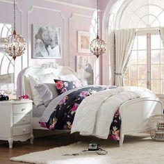 Resultado de imagen para bedroom queen size chandelier