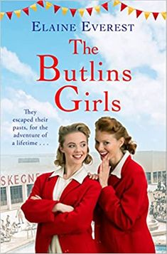 Butlins Girls: Elaine Everest: 9781447295532: Amazon.com: Books Butlins Holidays, Books To Read, My Books, Book Girl, Britney Spears, Great Books, Bestselling Author, Feel Good, This Book