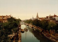 North Holland 1895