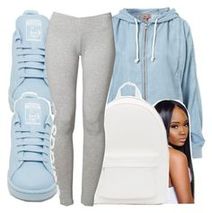404 by xbad-gyalx on Polyvore featuring adidas Originals, adidas and PB 0110