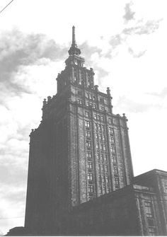 New York Architecture Images- Stalinist Architecture Riga