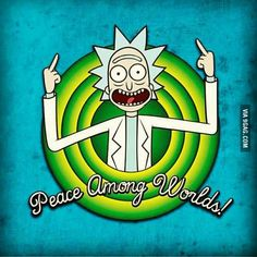 Created by Justin Roiland Dan Harmon Rick And Morty, Otaku Anime, Wubba Lubba, Justin Roiland, Dan Harmon, Movies And Series, Rick Y, Get Schwifty, Adult Cartoons
