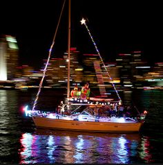 San Diego Bay Parade Of Lights Endearing 41St San Diego Bay Parade Of Lights Promises To Delight Bayfront 2018