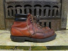 Vintage Red Wing Boots 05009