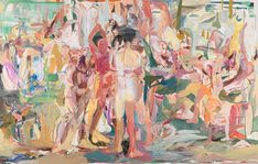WM | whitehot magazine of contemporary art | November 2013: Cecily Brown @ Gagosian Beverly Hills