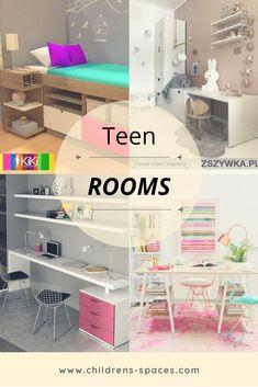 Espacios y muebles para jóvenes y adolescentes. #kikidiseño #teens #teensrooms #tendencia #diseño #design #moderno #mobiliario #adolescentes #personalizado #decor