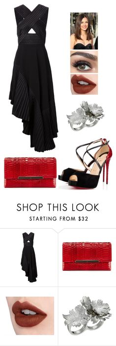 """""""Untitled #112"""" by smolllie ❤ liked on Polyvore featuring STELLA McCARTNEY, Christian Louboutin and Alexander McQueen"""