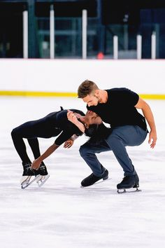 Sports Couples, Cute Couples, Mixed Couples, Black Woman White Man, Black Love, Ice Skating, Figure Skating, Vanessa James Morgan Cipres, Love Is Overrated