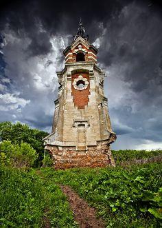 Monument de l'Oblast de Lipetsk, par Mikhail Grizli. Russie.