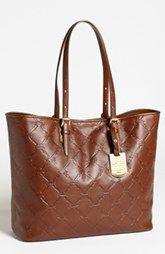 Longchamp 'LM Cuir - Medium' Leather Tote