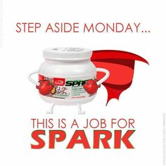 Monday haters... try Spark energy www.advocare.com/140620912