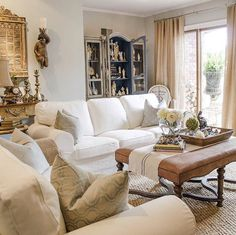 Cindy @edithandevelynvintage family room The IG Dream Home design challenge
