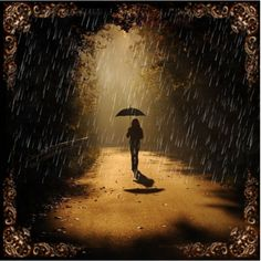 """""""And it Started to Rain"""" by village-poet"""