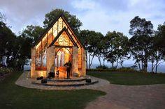 The amazing Chapel in Montville, Queensland
