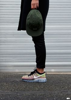 nike flyknit air max multicolor-Merystache