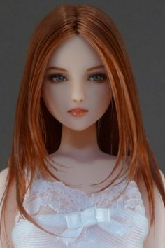 "1/6 Doll custom head Obitsu 01 / [Buyee] ""Buyee"" Japan Shopping Service 