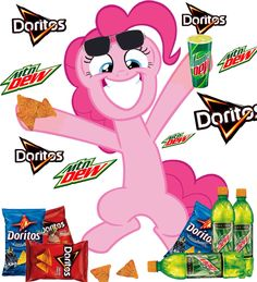 MLG- Sugar rush pony- element of mountain doritos
