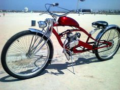 Check out all media from Motored Bikes - Motorized Bicycle Forum Scooter Bike, Cruiser Bicycle, Motorcycle Bike, Retro Bicycle, Vintage Bicycles, Gas Powered Bicycle, Motorized Tricycle, Bicycle Engine, Custom Moped