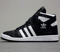 3ee58087d242 adidas Originals Decade OG Mid - Black   Sunshine - Running White