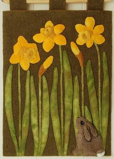 1000+ ideas about Wool Quilts on Pinterest   Wool Applique, Penny ...