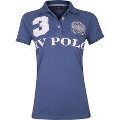 HV Polo Favouritas Eques blå