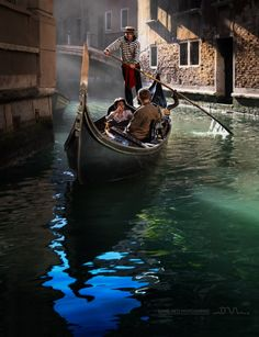 the secret Venice by Daniel Metz, via 500px