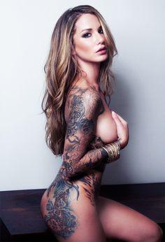 Resultado de imagen para tattooed girls