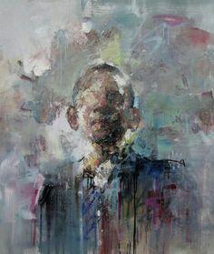 Paintings byRyan Hewett