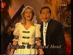 Stefanie & Eberhard Hertel - Einmal im Jahr wird es still auf der Welt