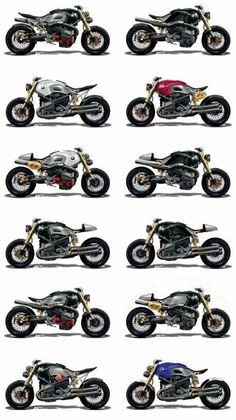 BMW designs