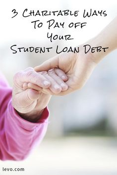 To say that educational debt weighs heavily on people these days is a bit of an understatement.