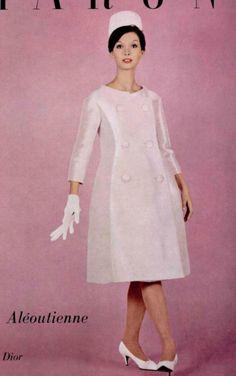 1960 Dior - Yves Saint Laurent