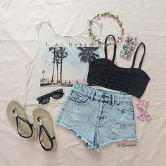 LA Dream #summerforever #f21xme
