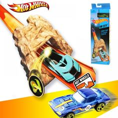 Original Mattel Hot Wheels Racing Car Set Easy Funny Long Straight Track High Speed Hotwheels Car Toys For Christmas Gift BLR01  Price: $ 29.99 & FREE Shipping   #computers #shopping #electronics #home #garden #LED #mobiles