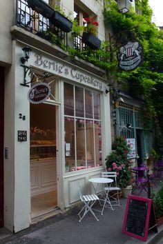 Bertie's Cupcakery Paris