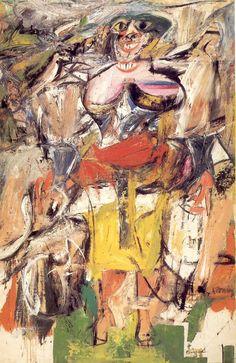 SECRETFORTS: Girl Talk: Willem de Kooning on Painting Women.