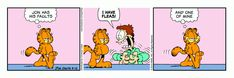 Garfield | Daily Comic Strip on May 12th, 2016