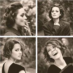 Gorgeous Marion C.