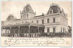Estação Santos-1906
