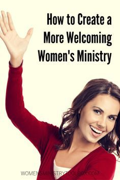 If your women struggle to be friendly, refrain from gossip, or not judge others be sure to check out these ideas for creating a welcoming women's ministry.