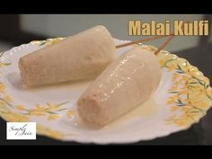 Malai Kulfi Recipe | How To Make Kulfi Ice Cream | Simply Jain
