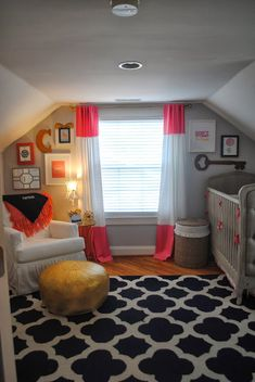 Girl Nursery Ideas from Hello Happiness Blog