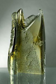 Joseph Harrington, cast glass