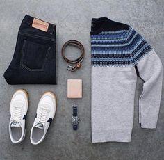 Upgrade your style 👇🏼 @stylishmanmag  @shopthatgrid  @awalker4715 📸