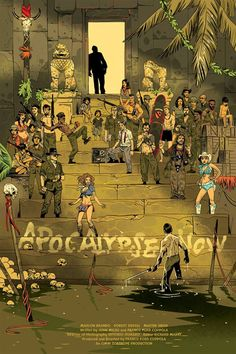 Apocalypse Now by Asaf Hanuka