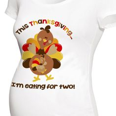 thanksgiving+eating+for+two+maternity+top+long+or+by+zoeysattic,+$24.50